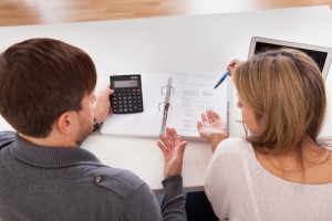 Will lending family money hurt your relationships? Via Shutterstock.