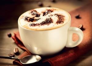 Score a FREE cappuccino today. Yum! Via Shutterstock.