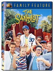 The Sandlot DVD Only $4.99!