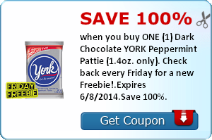 Free Peppermint Patties + $0.75 Off Reynolds Wrap Coupon