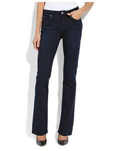Miracle Body Petite Dark Wash Jeans on sale for $19.99 (reg. $114!).