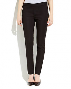 KENNETH COLE Black Khloe Cigarette Jeans on sale for $19.95 (reg. $88!).