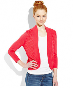 Thesis Knit Three-Quarter Cardigan $7.97 (reg. $48!).