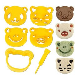 Highly Rated Animal Sandwich Cutters Only  $9.49!