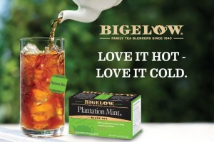 Score a FREE sample of Bigelow tea today!