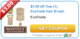 Coupons: Glade, Kellogg's, EcoTools and More!
