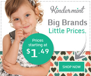 15% Off at Kindermint!