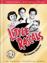 Little Rascals DVD Collection Only $27.99!