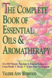 Essential Oils Recipe Book Only $10.71!