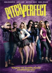 Highly Rated Pitch Perfect DVD Only $8.96!