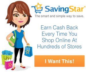 SavingStar: Cash Back!