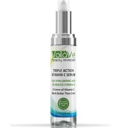 Highly Rated Vitamin C and Hyaluronic Acid Serum Only $19.95!