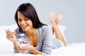 Today you can score a FREE yogurt from Ralphs. Yum! Via Shutterstock.