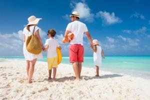 Planning a vacation? Use Ebates to score cashback! Via Shutterstock.