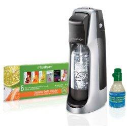 SodaStream Soda Maker Starter Kit Only $62.10!