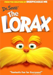 Dr. Suess' The Lorax DVD Only $7.49!