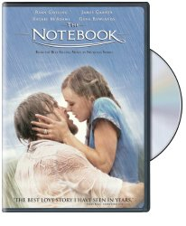 The Notebook DVD Only $4.99!