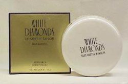 WHITE DIAMONDS by Elizabeth Taylor Body Powder 50% Off!