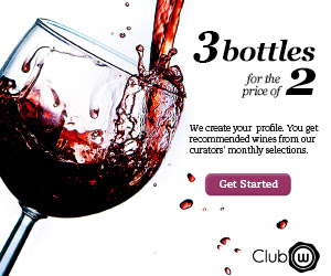 Three Bottles of Wine Only $39!