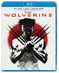 The Wolverine Blu-Ray and DVD Only $9.99!