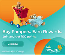 Pampers Coupons!