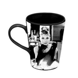 Audrey Hepburn Ceramic Mug Only $11!