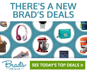 Brad's Deals: Up to 90% Off Top Brands!