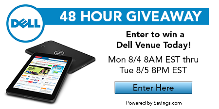 Dell Giveaway!