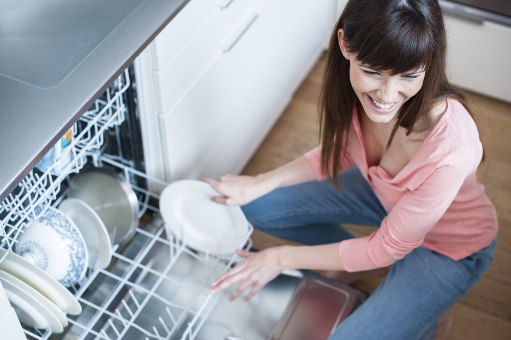 How many ways can you use your dishwasher?