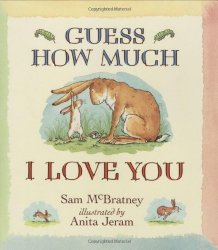 Guess How Much I Love You Picture Book Under $3!