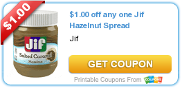 Coupons: Jif, Pillsbury, Smucker's and More!