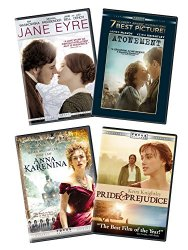 Ladies of Literature DVD Bundle Only $24.99!
