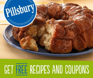 Pillsbury Newsletter: Coupons, Free Samples, and Recipes!
