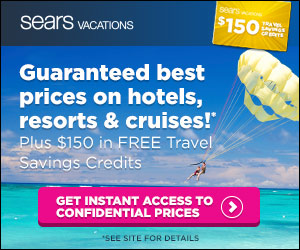 Sears Vacations: Travel Deals!