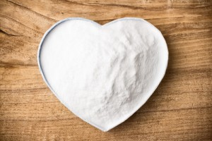 Baking Soda via Shutterstock