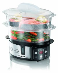 Hamilton Beach Digital Steamer Under $40!