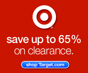 Up to 65% Off at Target!