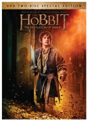 The Hobbit: The Desolation of Smaug DVD Only $11.99!