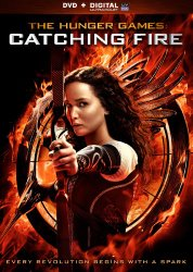 The Hunger Games DVD Only $11!