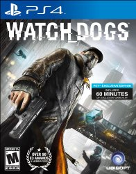 "Up to 40% Off ""Watch Dogs"" for PlayStation 4, Xbox One, and PC!"