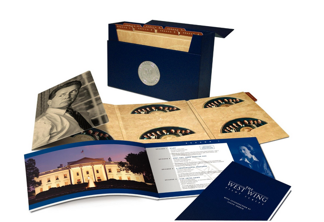 TODAY ONLY! 79% Off The West Wing Complete Series Collection