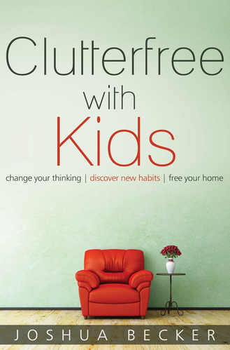 55% Off Clutterfree with Kids (Kindle Edition)