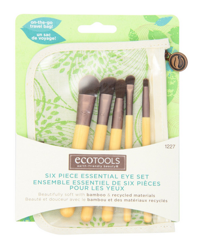 EcoTools 6 Piece Eye Brush Set Only $7.29!