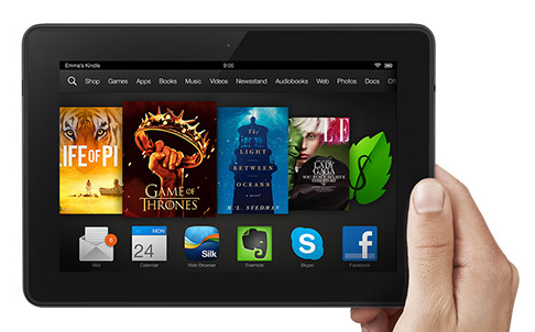 HOT! $50 Off Kindle Fire HDX!