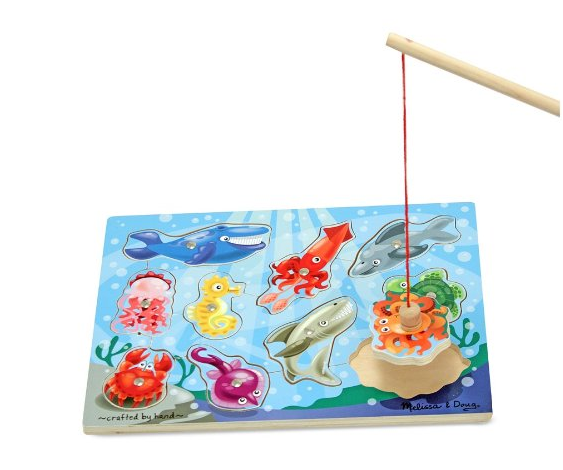 Magnetic Fishing Game Only $6.99!