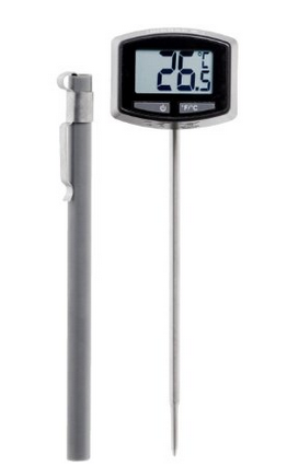 Weber Original Instant-Read Thermometer Only $9.99!