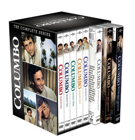 HOT! 67% Off Columbo: The Complete Series!