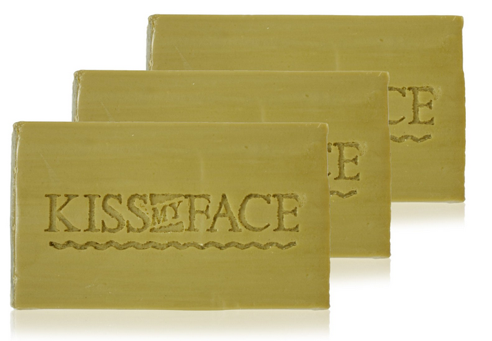 Olive Oil Bar Soap Under $5!