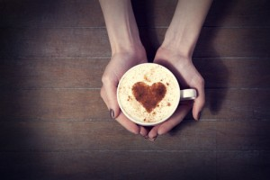 Today's National Coffee Day ! Don't miss out on these sweet freebies! Via Shutterstock.