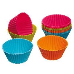 Silicone Cupcake Cases Under $5!